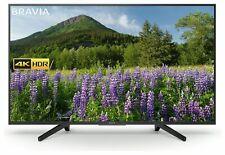 Sony KD43XF7003BU 43 Inch 4K Ultra HD HDR Freeview HD Smart WiFi LED TV - Black.