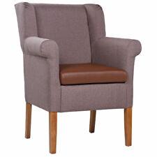 Seniorensessel, m. Sitzhöhe von 50 cm, mit abwaschbaren Sitzkissen, ex. Qualität