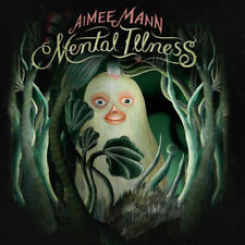 "Aimee Mann - Mental Illness (NEW 12"" VINYL LP)"