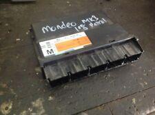 MONDEO mk3 1.8 rottura-Controllo Lock & Allarme SYS Modulo ECU 3S7T-15K600-MC.