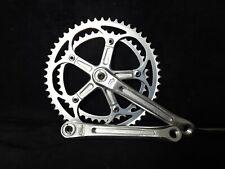 Shimano600 ex arabesque crankset double 50/40 170mm (14×125) vintage road bike