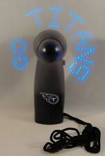 NFL Tennessee Titans Light Up Message Fan