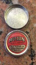 1960S Micilin Fish Line Float Tin 2 Inch