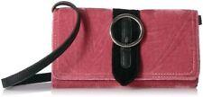 Circus by Sam Edelman Candace Blush Velvet Crossbody Wallet String 12012421