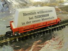 ** Fleischmann 805914 2 Axle Wagon Fleischmann Special Wagon 1:87 H0 Scale