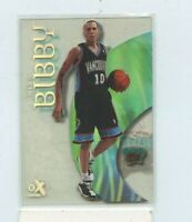 MIKE BIBBY 1998-1999 Skybox Ex-Century Rookie card RC 86 Sacramento Kings