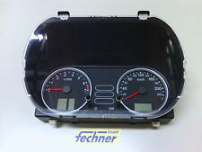 Tachoeinheit Ford Fusion 1.4 02- speedometer Kombiinstrument Tacho 4S6F10849FA