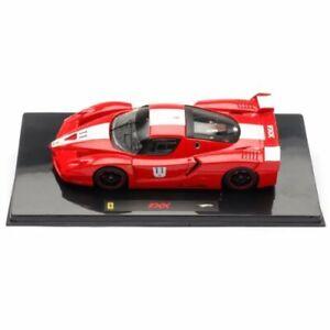 Ferrari Fxx 2005 Rouge Scuderia Elite 1:43 Model N5607 Hot Wheels