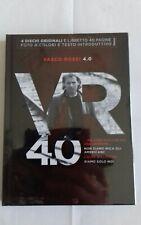 """VASCO ROSSI """"4.0"""" 4 CD ORIGINALI + LIBRETTO 40 PAGINE + FOTO A COLORI"""
