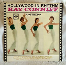 48 - RAY CONNIFF & ORCHESTRA, HOLLYWOOD IN RHYTHM (Vinyl LP - MADE IN UK 1958)