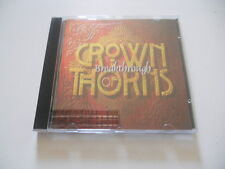 "Crown of Thorns ""Breakthrough"" 1996 cd A2Z Rec. 12 Tracks Jean Beauvoir"