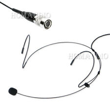 Headset Earhook Microphone For Audio-Technica ATW T1001 T1000a T310b T210a T51