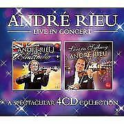 Andr Rieu - Andre Rieu Live In NEW 4 x CD