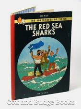 HERGE Tintin - The Red Sea Sharks 1965 HB early edition Snowy Captain Haddock
