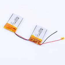 HPP452030 440mAh Li Polymer battery for Ocean EV0200 camcorder 452030 medical