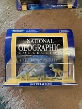 Galoob Micro Machines National Geographic Collection #4 Cretaceous Dinosaurs Moc