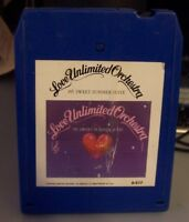 """The Love Unlimited Orchestra """"My Sweet Summer Suite"""" 8-track TESTED!!!!!"""