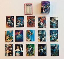 "1992 Comic Images,  PUNISHER: WAR JOURNAL"", Guts & Gunpowder, U-PICK 2 FOR $1.95"