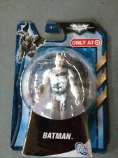 DC The Dark Knight Rises Batman Target Exclusive White Action Figure NEW