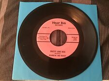 45 RPM Ramblin Red Bailey HEAP BIG Pretty Juke Box  Ga. BOPPER