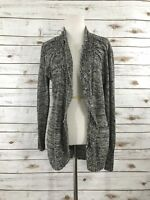 Silence + Noise Urban Outfitters Sweater Open Front Cardigan Gray Size S
