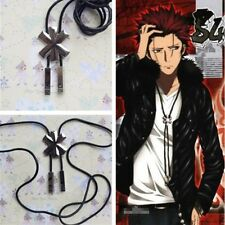 Anime KK K Project Suoh Mikoto Long Metal Necklace Cosplay Pandent Adjustable