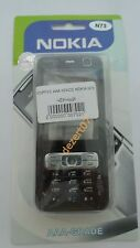 HOUSING NOKIA N73 BLACK + KEYPAD HIGH QUALITY
