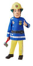 Pompiers Homme Fireman Sam Enfants 2-3 Ans