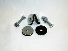 speedway grasstrack  4 Bonded mudguard washers & fittings