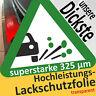 Lackschutzfolie transparent universal Ladekantenschutz Steinschlagschutzfolie