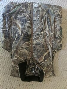 Under Armour men's Skysweeper Down Packable Hunting Vest Size Large.