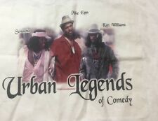 Kat Williams Mike Epps urban legends of comedy T-shirt two XL for men