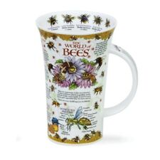 Dunoon Tasse Katze World of Bees Bienen Glencoe Jumbobecher 0,5 L