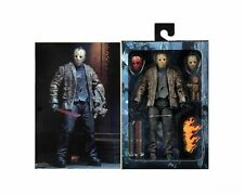 """Freddy vs Jason Friday the 13th Jason Voorhees 7"""" Ultimate Action Figure Neca"""