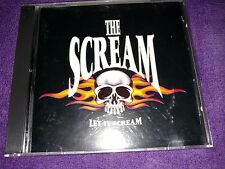 THE SCREAM cd LET IT SCREAM john corabi union hr-60994-2 free US shipping
