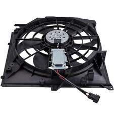 Radiator Cooling Fan Assembly FOR BMW 323Ci Base Convertible 2-Door 17117561757