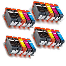 20P New Printer Ink Set (BK PBK C M Y) for PGI-225 CLI-226 MG5120 MG5220 MG5320