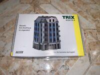 TRIX 66308 Minitrix Spur N Bausatz Eck-Stadthaus im Jugendstil NEU in OVP 1:160