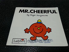 MR MEN - MR CHEERFUL # 43  Small Paperback Book by ROGER HARGREAVES VGUC