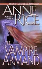 The Vampire Armand (The Vampire Chronicles, Book 6), Anne Rice, Very Good Book