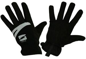 Mechanics Work Gloves Washable Safety Protection Builder Gardening Touch Screen