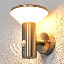 Außenwandleuchte Tiga mit Sensor Bewegungsmelder LED Wandlampe Außen Lampenwelt