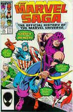 Marvel saga # 19 (steve Ditko, Jack Kirby, wally wood) (états-unis, 1987)