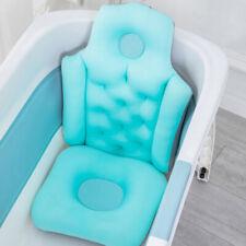 Comfortable Cushion Non-Slip Cushioned Bath Tub Pillow Bathtub Head Rest PilHca