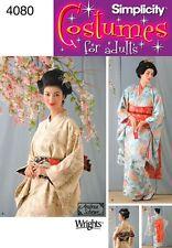 Schnittmuster Geisha/ Kimono; Gr. 40-46