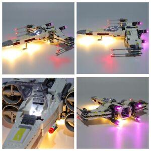 Led Light Kit For 75218 Star Wars X-Wing Starfighter Building Blocks FAST SHIPPI