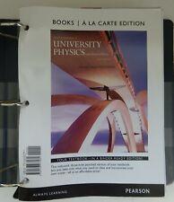 University Physics with Modern Physics, Books a la Carte Edition (14th Edition)