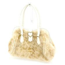 Auth Samantha Thavasa Deluxe Handbag Women''s used L691