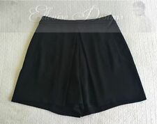 Polyester Cocktail High Waist Shorts for Women