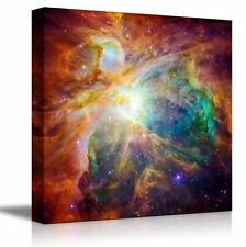Canvas - The Cosmic Cloud Orion Nebula-1,500 Light-Years from Outer Space-24x24
